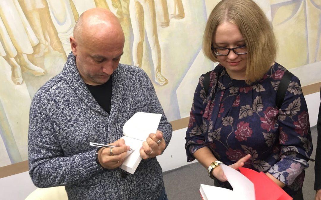 Знакомство с кандидатом – Дарья Угарова